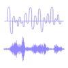 Sound Waves Set. Equalizer Technology. Vector illustration